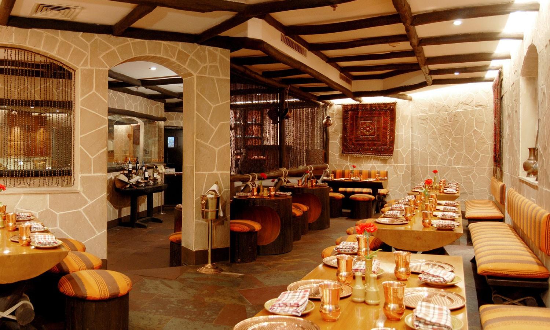 Restaurant ITC Mughal Aagra