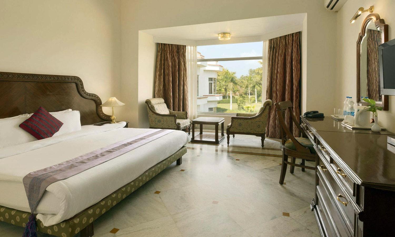 Double Bedroom The Ramada Khajuraho