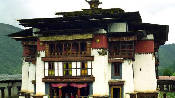 gangteng-monastery