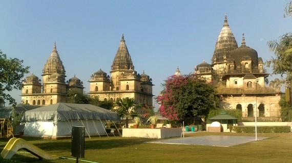 orchha-temple