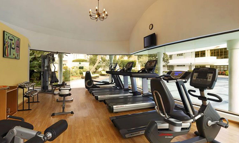Gym, Lemon Tree, Indore