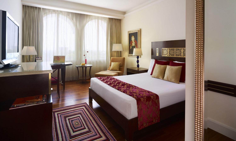 Double Bedroom The Gateway Varanasi