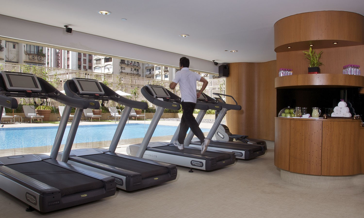 Fitness Club Vivanta By Taj President Mumbai