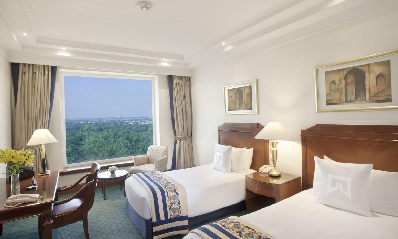 Duplex Twin Bedroom, ITC Sheraton, New Delhi