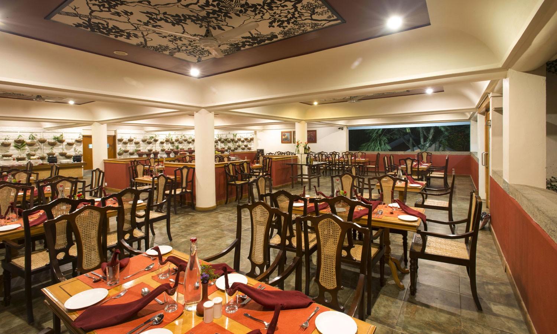 Restaurant Cardamom County Thekkady