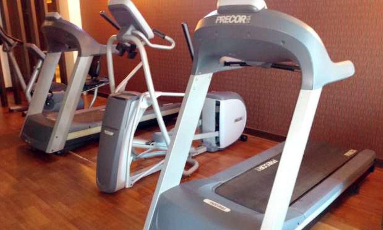Fitness Club, The Pride Hotel Bangalore