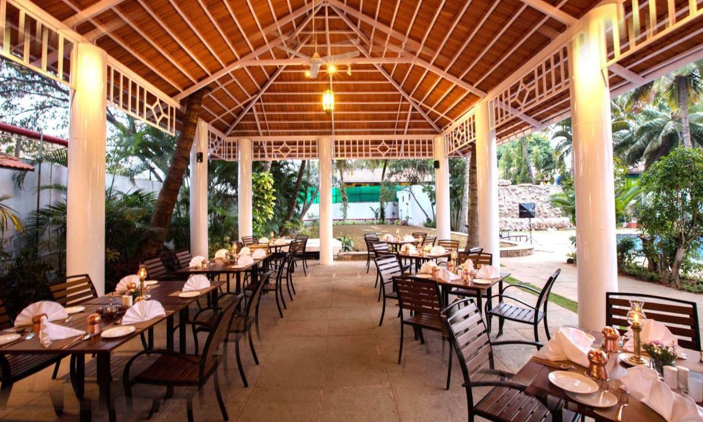 Restaurant, Hotel Regaalis Mysore