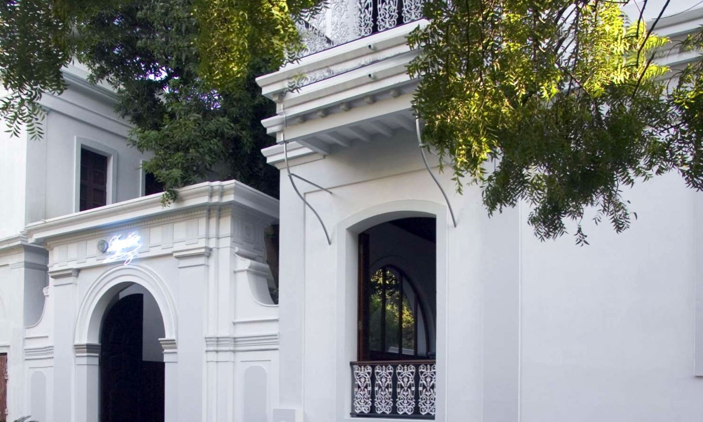 Facade, Le Dupleix Hotel Pondicherry