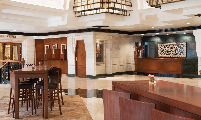 Lobby Hyatt Regency New Delhi