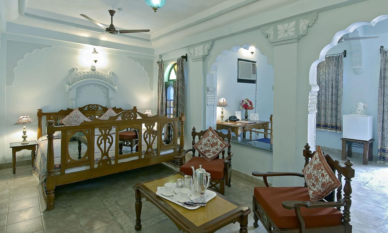Guest Room, ITC Khimsar Fort, Khimsar