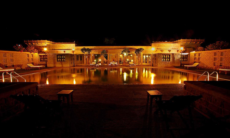 Pool Hotel Rawalkot Jaisalmer