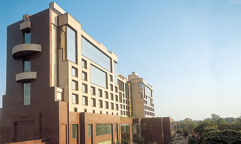 Facade ITC Sheraton, New Delhi