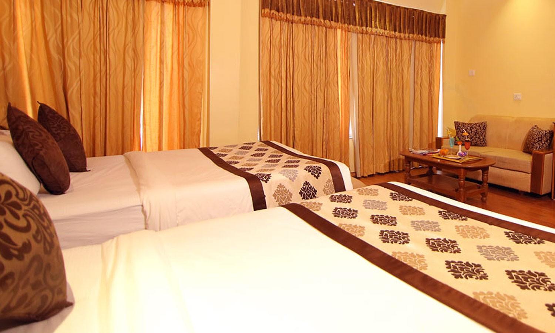 Twin Bedroom, Divine Resort & Spa Rishikesh