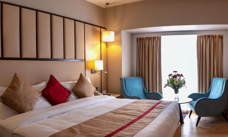 Junior Suite Radisson Hotel Kathmandu