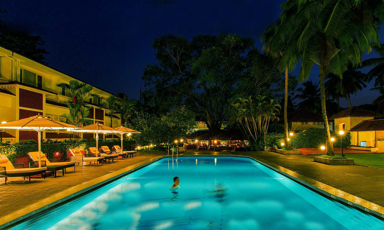 Pool Casino Hotel Cochin