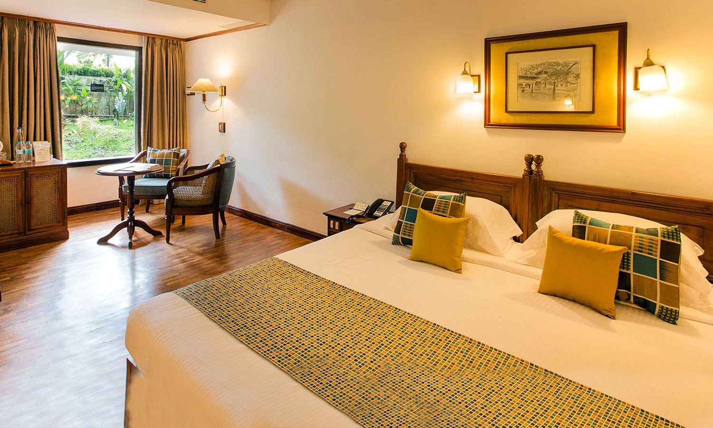 Double Bedroom Casino Hotel Cochin