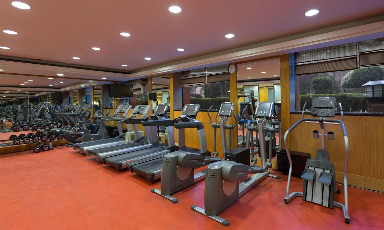 Gym, ITC Sheraton, New Delhi