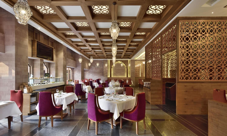 Restaurant Radisson Hotel, Jodhpur