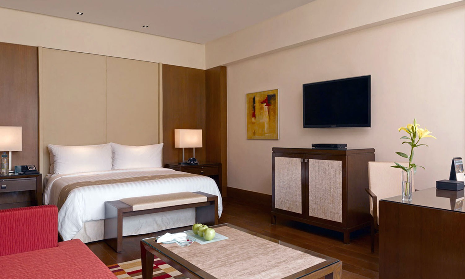 Double Bedroom, The Oberoi Gurugram