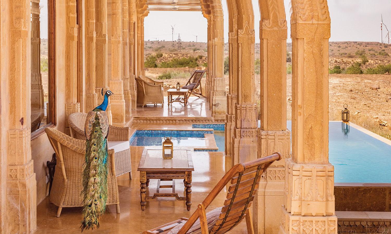 Thar Haveli, Suryagarh, Jaisalmer