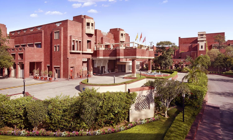 Facade ITC Rajputana Jaipur