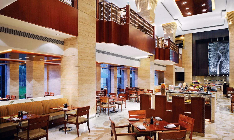 Restaurant Hyatt Regency New Delhi