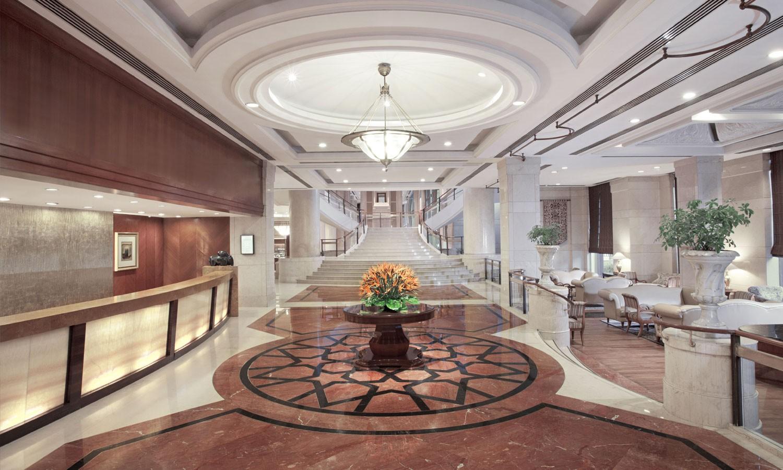 Lobby, ITC Sheraton, New Delhi