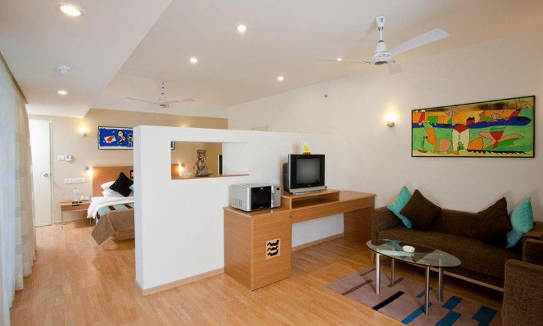 Executive Room, Lemon Tree, Indore