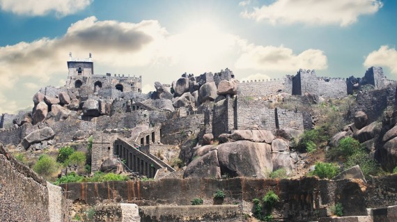 historic-golkonda-fort-hydreabad