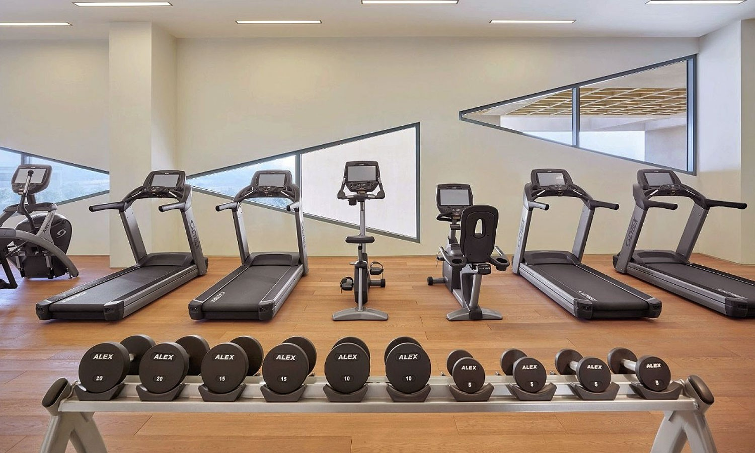 Fitness Club Vivanta By Taj Dwarka