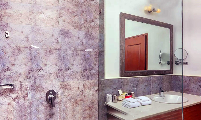Bathroom Fatah Niwas, Udaipur