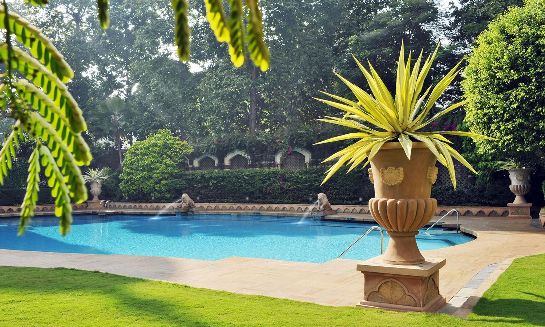 Pool Taj Palace Mumbai