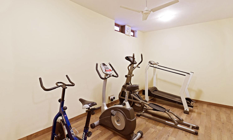 Fitness Club Castle Mandawa