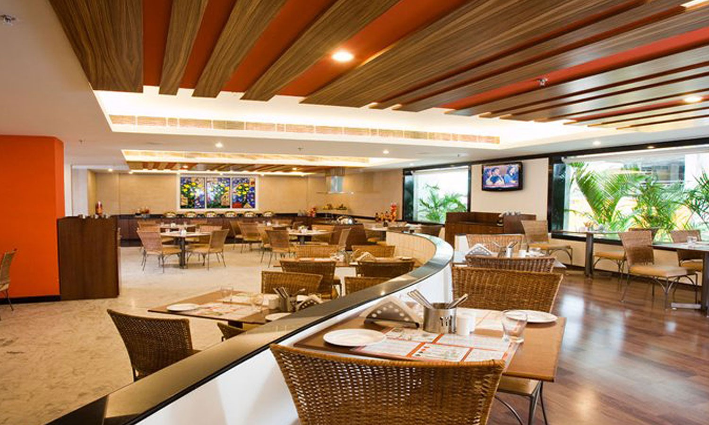Cafe, Lemon Tree, Indore