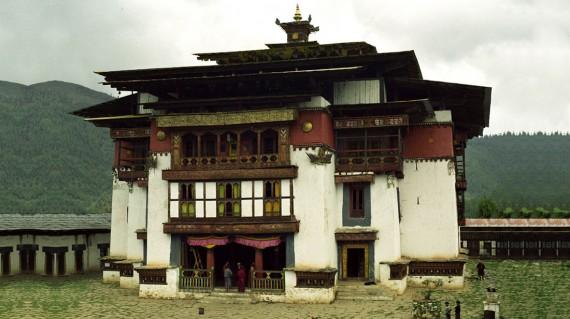 gangtey--monastery