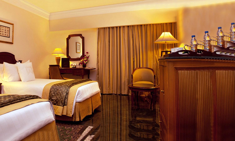 Twin Bedroom ITC Mughal Aagra