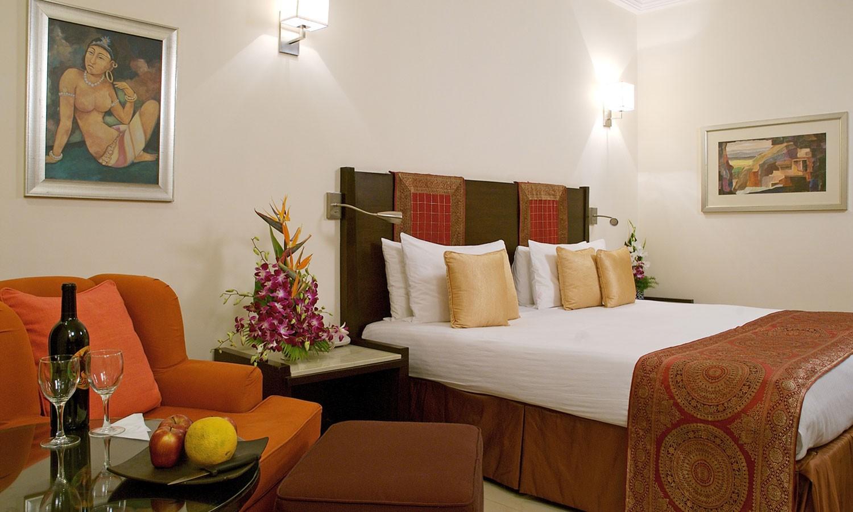 Double-Bedroom Vivanta By Taj Aurangabad