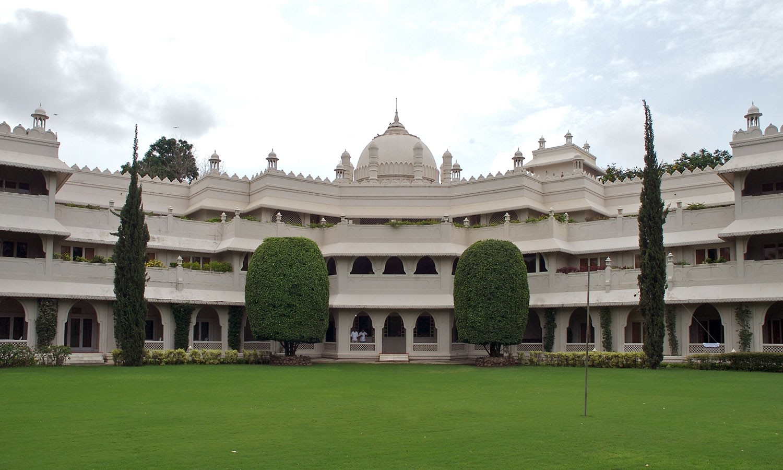 Facade Vivanta By Taj Aurangabad