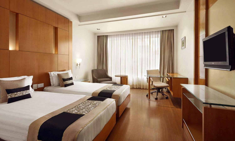 Twin Bedroom The Ramada Jaipur