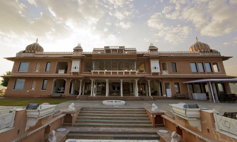 Facade, Fatehgarh Udaipur