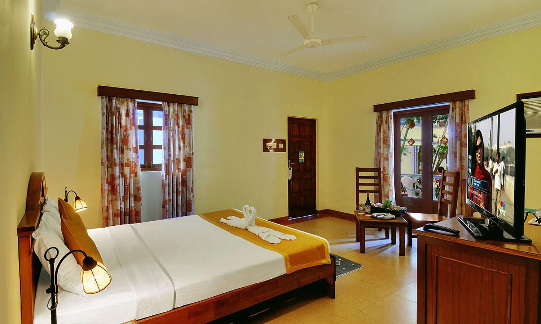 Suite Room Radisson Candolim Goa