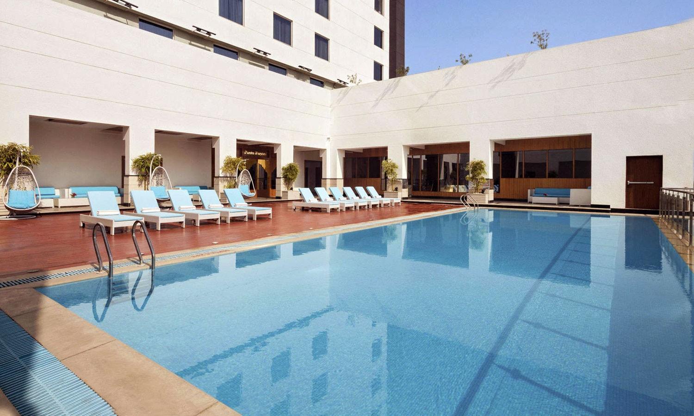 Pool The Ramada Agra