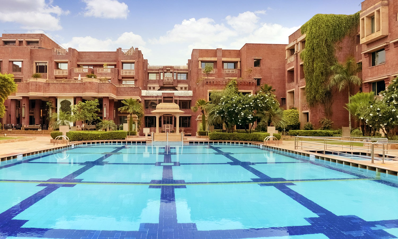 Pool ITC Rajputana Jaipur