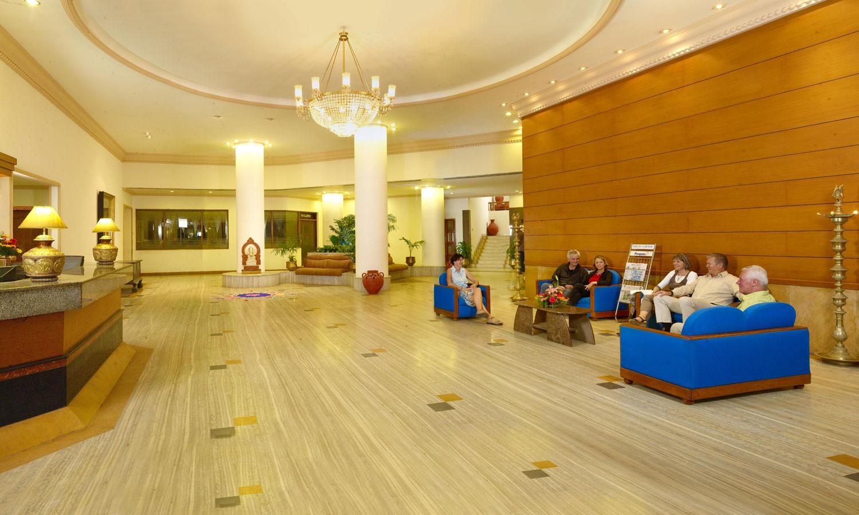 Lobby Sangam Hotel Tanjore
