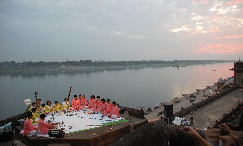 Sacred River Festival, Maheshwar