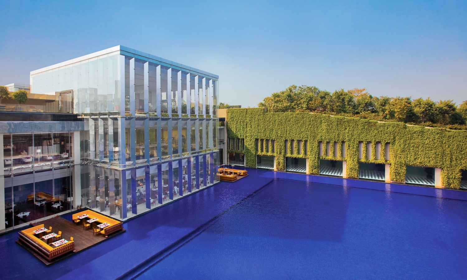 Facade, The Oberoi Gurugram