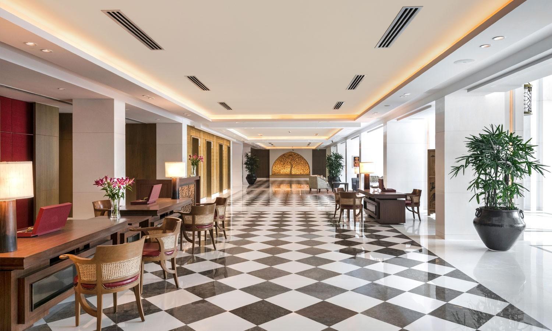 Lobby, The Oberoi, New Delhi