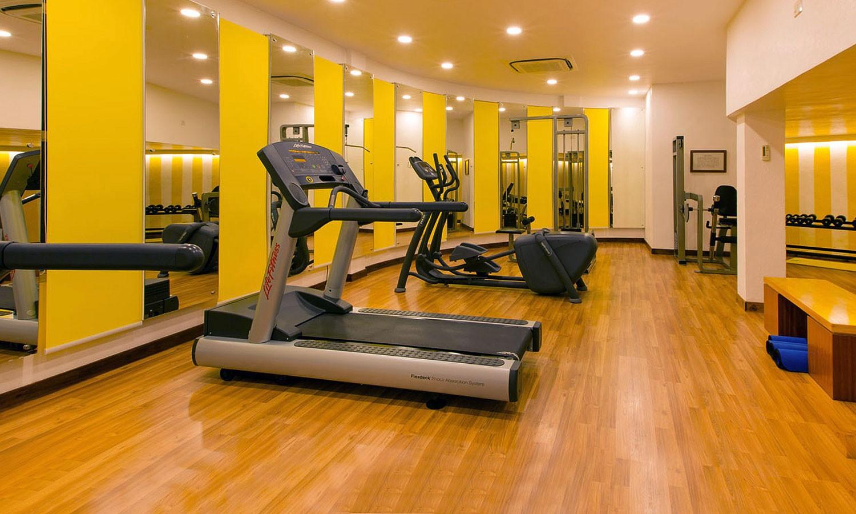Fitness Club Casino Hotel Cochin