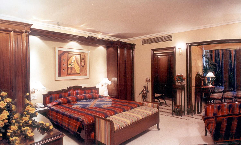 Double Bedroom, Gorbandh Palace Jaisalmer