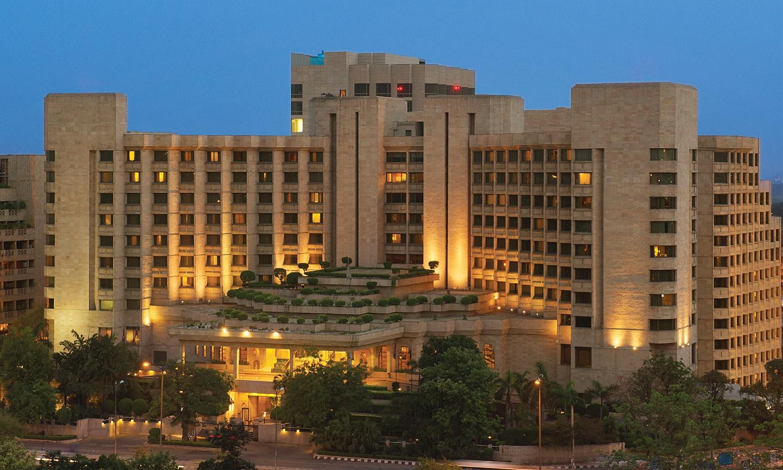 Facade Hyatt Regency New Delhi